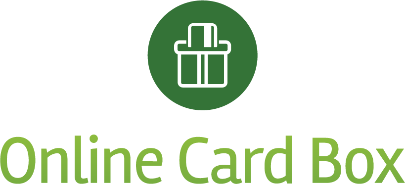 Online Card Box Logo, onlinecardbox.com